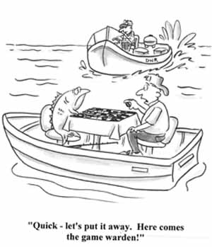 Don't Get catfished.